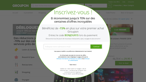 www.Groupon.fr