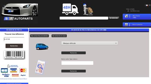 www.bf-autoparts.fr