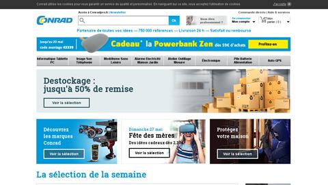 www.conrad.fr