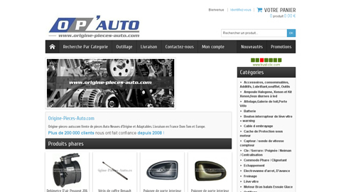 www.origine-pieces-auto.com