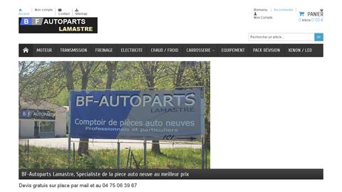 www.Bf-autoparts-lamastre.fr