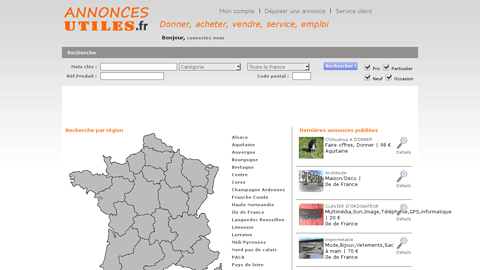 www.annonces-utiles.fr
