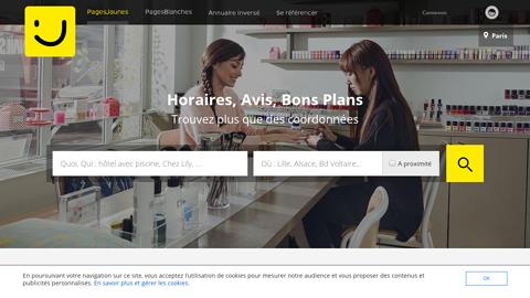 www.pagesjaunes.fr