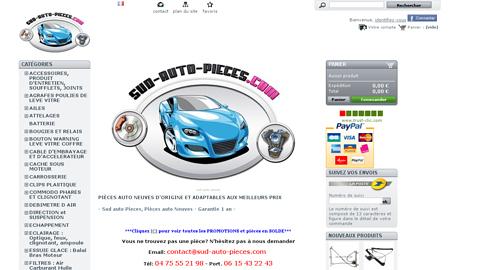 www.sud-auto-pieces.com